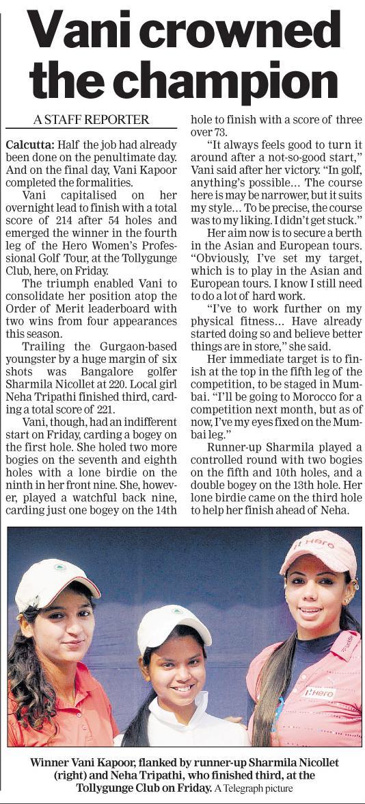The Telegraph, Kolkata, 7th Feb 2015 (20)