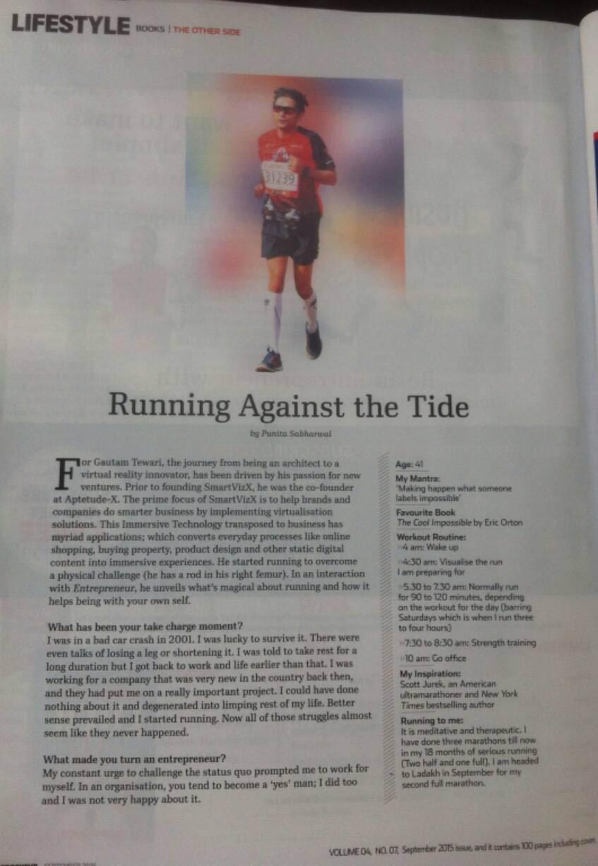 running-against-the-tide